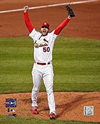 Adam Wainwright Game 5 of the 2006 World Series Photo by Photo File