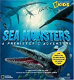 Mose Richards Sea Monsters: A Prehistoric Adventure. The Official 3d Children's Book: The Official 2d Children's Book