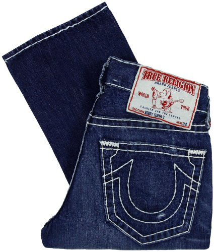 True Religion Men's Bobby Super T LPD Pioneer Wash Jeans (38)