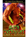 img - for Alien Overnight book / textbook / text book