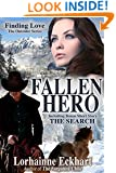 Fallen Hero: With exclusive short story - The Search (Finding Love ~ The Outsider Series Book 2)
