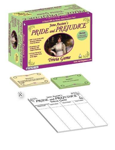 Jane Austen's Pride and Prejudice Trivia Game
