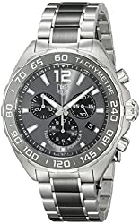 TAG Heuer Men's CAZ1111.BA0878 Analog Display Quartz Two Tone Watch