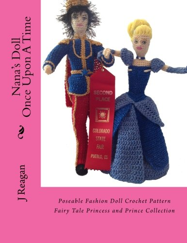 Nanas Doll Once Upon A Time: Doll Crochet Pattern (Volume 2)