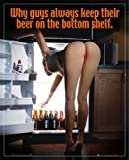 Bière Mini Poster (50 x 40cm)