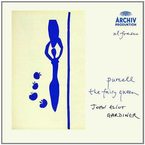 La Reina De Las Hadas (John E.Gardiner) - Purcell - CD