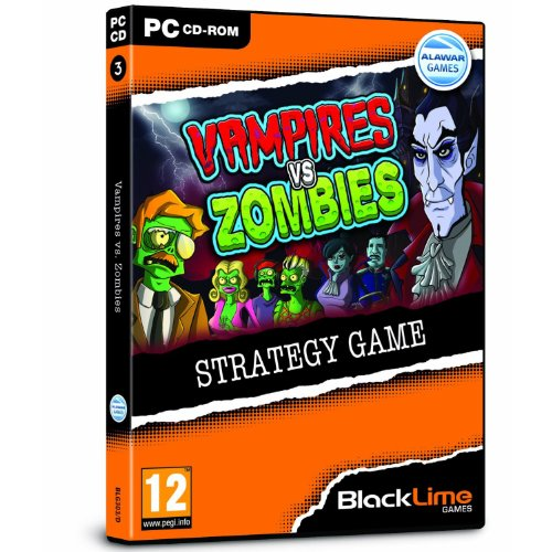 Vampires vs. Zombies (PC DVD) (UK IMPORT)