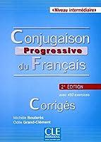 Conjugaison progressive du français - 2e édition