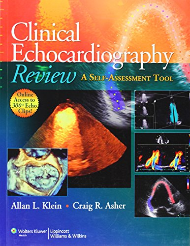 Clinical Echocardiography Review: A Self-Assessment Tool