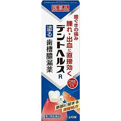【第3類医薬品】デントヘルスR 40g(dent health)