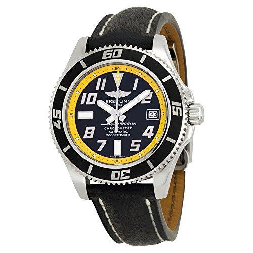 breitling-superocean-42-noir-et-jaune-cadran-montre-pour-homme-en-cuir-noir-a1736402-ba32bkld