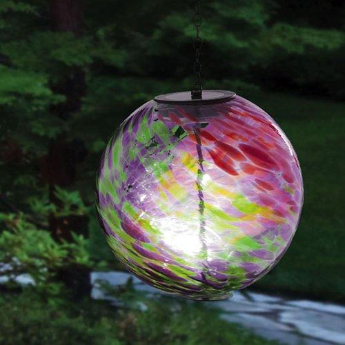Evergreen Enterprises Hanging Solar Gazing Ball