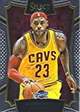 Lebron James (4) Basketball Cards - Cleveland Cavaliers Assorted NBA Trading Cards - MVP # 23