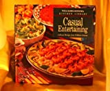 Casual Entertaining (William-Sonoma Kitchen Library) (0737020008) by Goldstein, Joyce