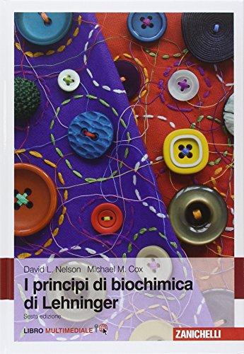 I principi di biochimica di Lehninger Sesta Edizione PDF
