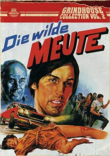 Die wilde Meute - Grindhouse Collection Vol. 2 [Blu-ray] [Limited Edition]