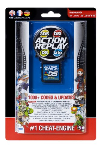 Action Replay für Nintendo 3DS DSi XL DSi DS Lite DS
