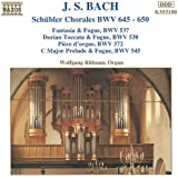 Bach, J.S.: Schubler Chorales / Toccata And Fugue In D Minor