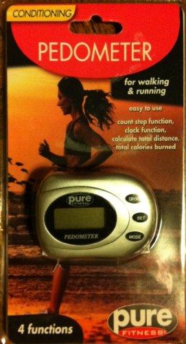 Image of Pure Fitness Pedometer (B0079RLWEK)