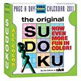The Original Sudoku Page-A-Day Calendar 2011by Workman Publishing