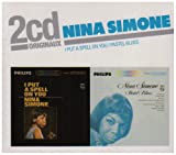echange, troc Nina Simone - Coffret 2 CD : I Put A Spell On You - Pastel Blues