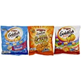 Pepperidge Farm Goldfish Crackers, 30 Count Variety Pack, 29.4 Ounce