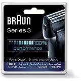 Braun 30B Replacement part (Black)