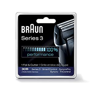 Braun 30B Replacement part (Black)
