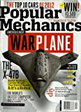 Popular Mechanics [US] December 2011 (単号)