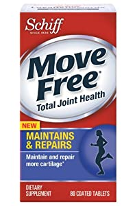 Schiff Move Free Total Joint Health, 80 Count