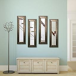 Rayne Mirrors Molly Dawn Roman Wall Mirror