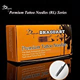 #12 Dragoart Premiun Tattoo Needles (11RL) (Tamaño: 11RL)