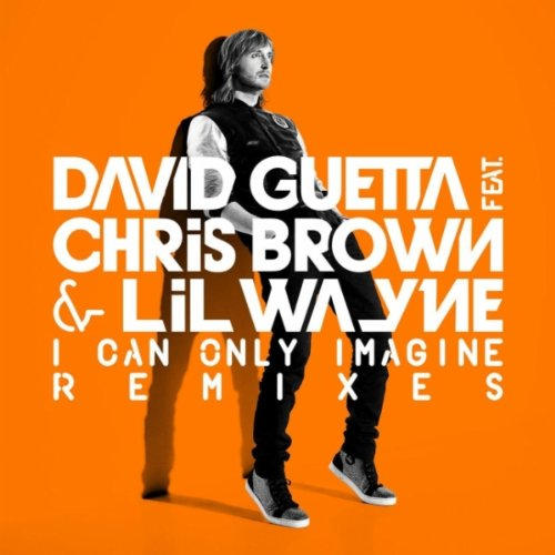 David Guetta - I can only imagine (EP)