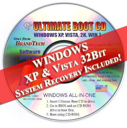 boot disks for windows xp: 01/2012