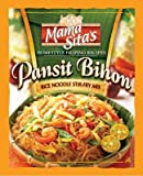 Mama Sita's - Pansit Bihon / Rice Noodle Stir -Fry Mix - Homestyle Filipino REcipe - 1.4 OZ / 40 G - Product of the Philippines