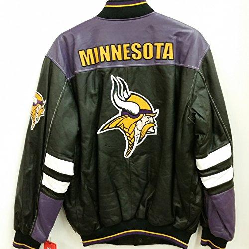 Nfl leather jackets for men