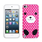 MyBat Dog Love Skin Cover for iPod touch 5