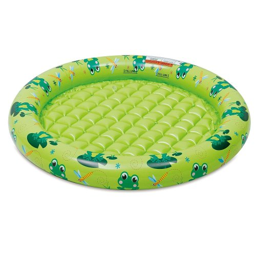 Sizzlin' Cool One Ring Pool with Inflatable Floor - Green