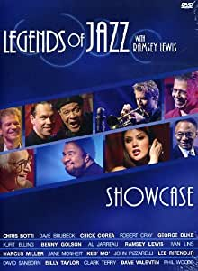 Legends of Jazz With Ramsey Lewis: Showcase [DVD] [2007]