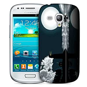 Snoogg Light House Designer Protective Phone Back Case Cover For Samsung Galaxy S3 Mini