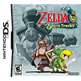 The Legend of Zelda: Spirit Tracks - Nintendo DS Standard Editionby Nintendo
