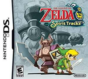 The Legend of Zelda: Spirit Tracks - Nintendo DS Standard Edition
