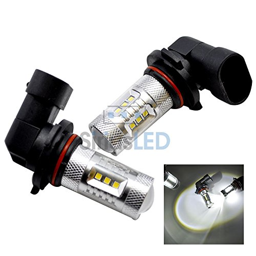 9006 22W Cree Led Super Bright Hb4 Projector Fog Bulbs Daytime Running Lights
