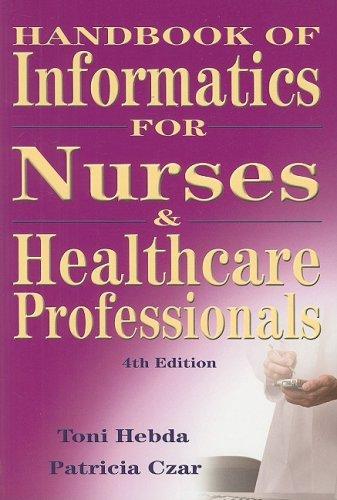 Handbook of Informatics for Nurses and Healthcare...