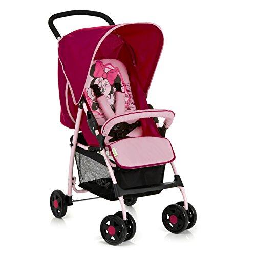 Hauck Sport Passeggino, Disegno Disney Minnie Rosa (Pink)