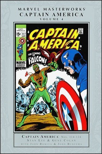 MARVEL MASTERWORKS: Captain America, Vol. 4