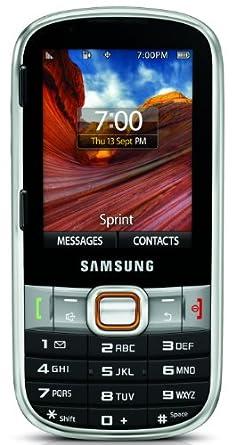 Samsung Array Phone (Sprint)