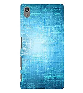 Perfect print Back cover for Sony Xperia Z5 Premium