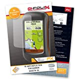 AtFoliX FX-Antireflex Non-Reflective Display Protection Films for Garmin Dakota 20 Pack of 3