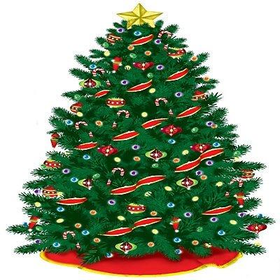 Christmas Tree Stand-Up